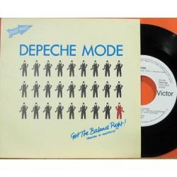 Depeche Mode - Get The Balance Right !
