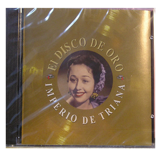 Imperio De Triana - Disco De Oro