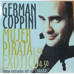 German Coppini - Mujer Pirata.