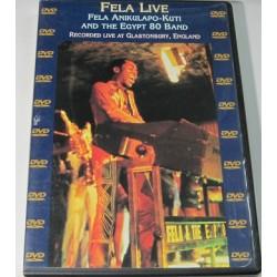 Fela Kuti - Fela Live.