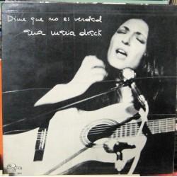 Ana Maria Drack - Dime Que No Es Verdad