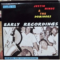 Justin Hinds & The Dominoes - Early Recordings