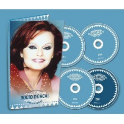 Rocio Durcal - Amor Eterno. 3 CDs + 1DVD