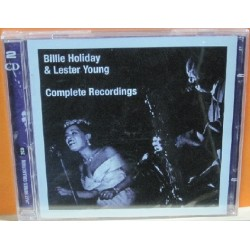 Billie Holiday & Lester Young ‎– Complete Recordings