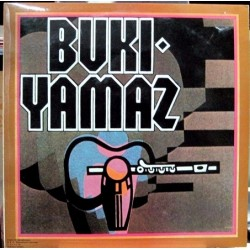 Buki-Yamaz - Buki Yamaz.  Jazz, Latin, Funk / Soul.