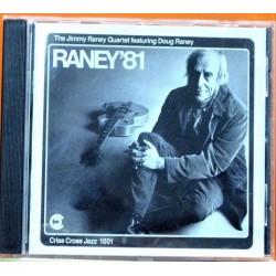 The Jimmy Raney Quartet - Raney 81