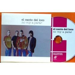 El Canto Del Loco - No Voy a Parar.