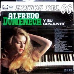 Alfredo Domenech y Su Conjunto. Exitos Del 66