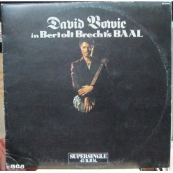 David Bowie - In Bertolt´s Baal