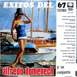 Alfredo Domenech y Su Conjunto. Exitos Del 67