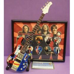 Guitarra Deep Purple - Perfect Strangers
