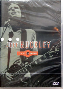 Jeff Buckley - Live in Chicago - DVD