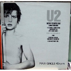 U 2 - New Year´s Day ( Long Version)