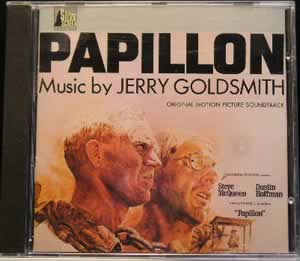 Papillon - Jerry Goldsmith