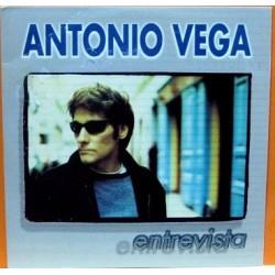 Antonio Vega - Entrevista. CD Promocional Año 2001