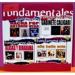 Nacha Pop, Gabinete Caligari, Alaska y Dinarama, Ella Baila Sola