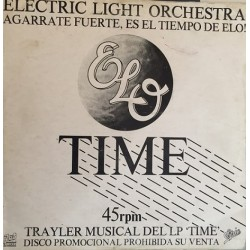 Electric Light Orchestra ‎– Agarrate Fuerte / Time