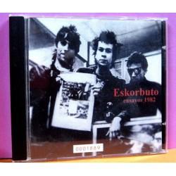 Eskorbuto - Ensayos 1982.