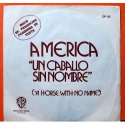 America - Un Caballo Sin Nombre