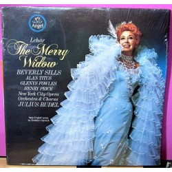 Lehár - The Merry Widow. Beverly Sills. Highlights