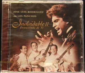 Jose Luis Rodriguez ''El Puma''  & Los Panchos - Inolvidable II (enamorado de ti)