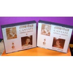 Nella Anfuso - Vivaldi, Cantate Opera Omnia. Vol 1 y 2