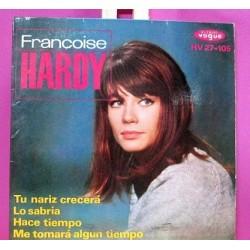 Francoise Hardy - Tu Nariz Crecerá