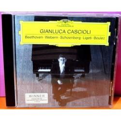 Gianluca Cascioli - Beethoven, Webern, Schoenberg..