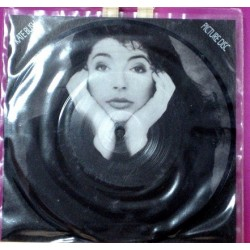 Kate Bush - Picture Disc, This Woman´s Work. 7""