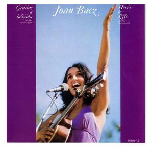 Joan Baez - Gracias a la Vida
