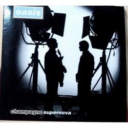 Oasis - Champagne Supernova.