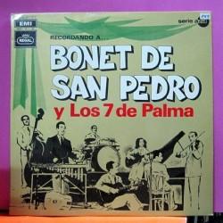 Bonet De San pedro y Los 7 De Palma - Recordando a ...