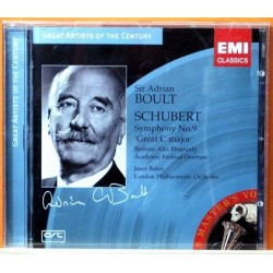 Sir Adrian Boult - Schubert, Symphony Nº 9