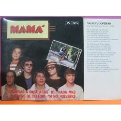 MAMÁ - Regresas a Casa a Las Diez