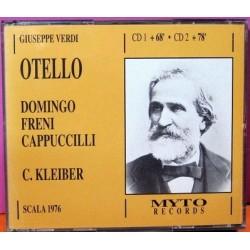 Giuseppe Verdi - Otello. Myto Records