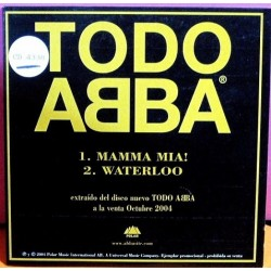 ABBA - Mamma Mia! Cd Single Promocional