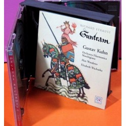 Richard Strauss - Guntram. 2 x CD