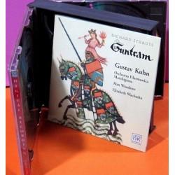 Richard Strauss - Guntram. 2 x CD