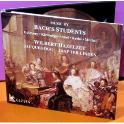 Music by Bach Students - Wilbert Hazelzet.
