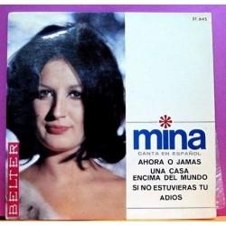 Mina - Canta En Español. Ahora o Nunca