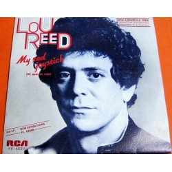 Lou Reed - My Red Joystick