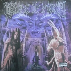 Cradle Of Filth ‎– Midian.