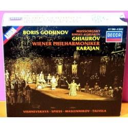 Mussorgsky - Rimsky-Korsakov – Boris Godunov.
