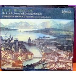 Bach - The Schübler Chorales.