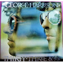 George Harrison - Thirty Three & 1/3.