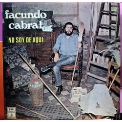 Facundo Cabral - No Soy De Aqui.