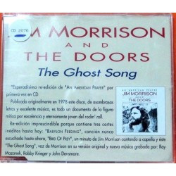 Jim Morrison And The Doors - The Ghost Song