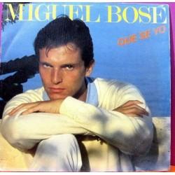 Miguel Bosé - Que Se Yo