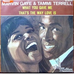 Marvin Gaye & Tammi Terrell - What You Gave Me