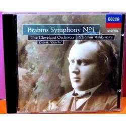 Brahms Symphony Nº 1 - Vladimir Ashkenazy